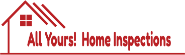 The All Yours Home Inspections logo