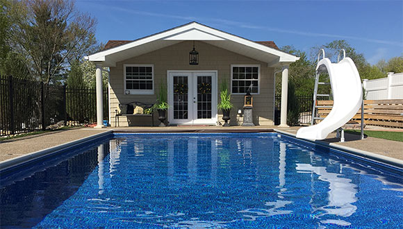 Pool and spa inspection services from All Yours Home Inspections