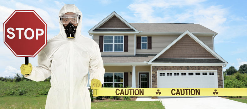 Have your home tested for radon by All Yours Home Inspections